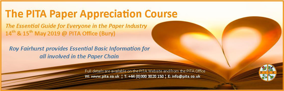 Paper Appreciation Couse Banner Ad 2019