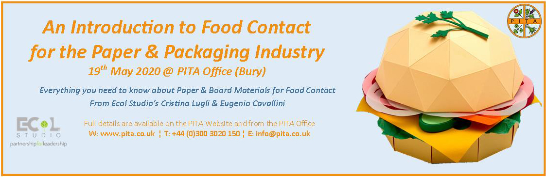 Food Contact Course 2020 Banner Ad