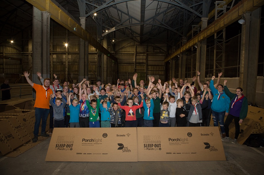 kent scouts big cardboard sleep out web version